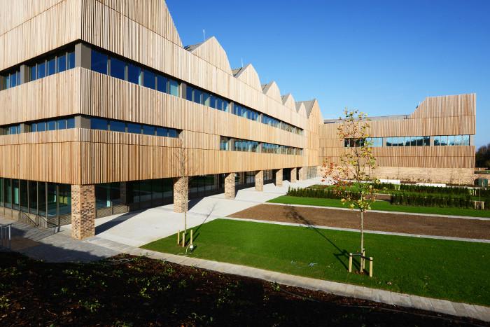 Bob Champion Research Centre